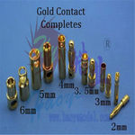 Bullets haoye gold contacts (4mm) sls