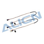Align tail motor wire set (150)