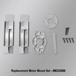 Motor mount mpx acromaster w/screws sls