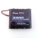 Batt ga 4.8v2200 (jr lead) rx