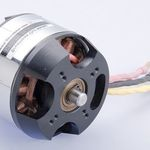 Motor gs b/less 220kv o/runner