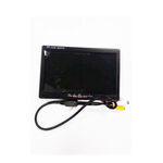 Monitor gtp tft 7  lcd w/remote