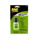 Glue brush-on zap a gap green (1.4oz/7g)