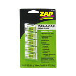 Glue zap a gap green 0.01oz/0.5g 1-time