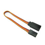 Ace servo ext lead 22# 15cm jr straight