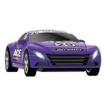 Purple racer joy slot car