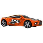 Orange racer joy king slot car