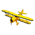 Kit dynam waco 1220mm yellow (pnp)