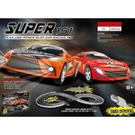 Slot car racing set usb joy super 151