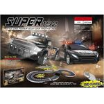 Slot car racing set usb joy super 152