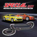 Slot car racing set joy special 201
