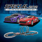 Slot car racing set joy special 202
