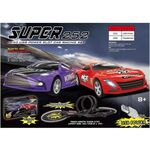 Slot car racing set usb joy super 252