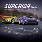 Slot car racing set joy superior 501