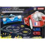 Slot car racing set transf joy super 507
