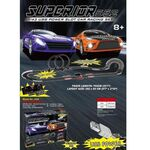 Slot car racing set usb joy super 552